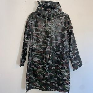 NWT Fashion Nova - Rain Coat